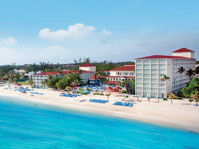 George Washington  Spring Break Packages to Nassau Bahamas