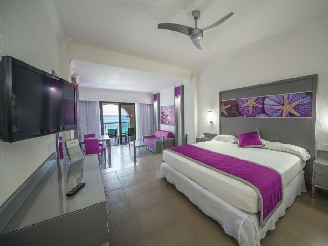 Junior Suite Sea View - Hotel Riu Cancun
