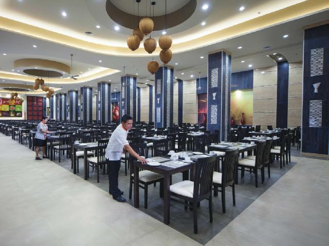 Hotel Riu Cancun Main Restaurant