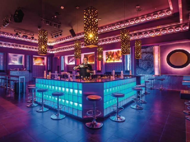 Hotel Riu Cancun Pacha Disco
