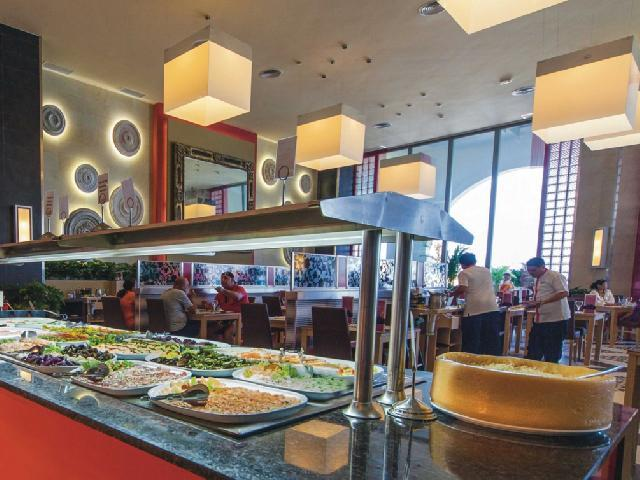 Hotel Riu Cancun Italian Restaurant