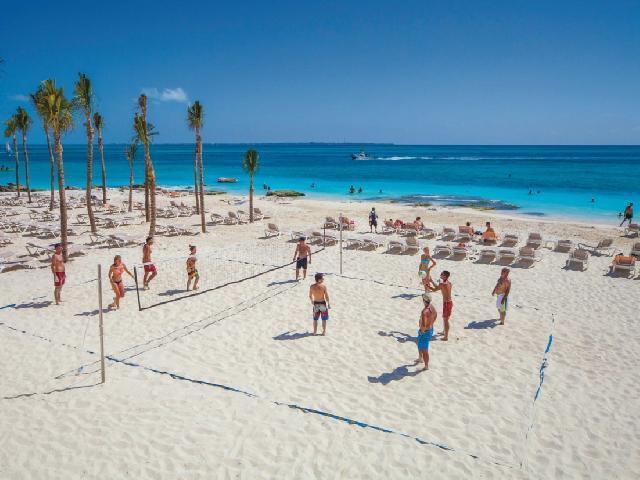 Hotel Riu Cancun Volley Ball