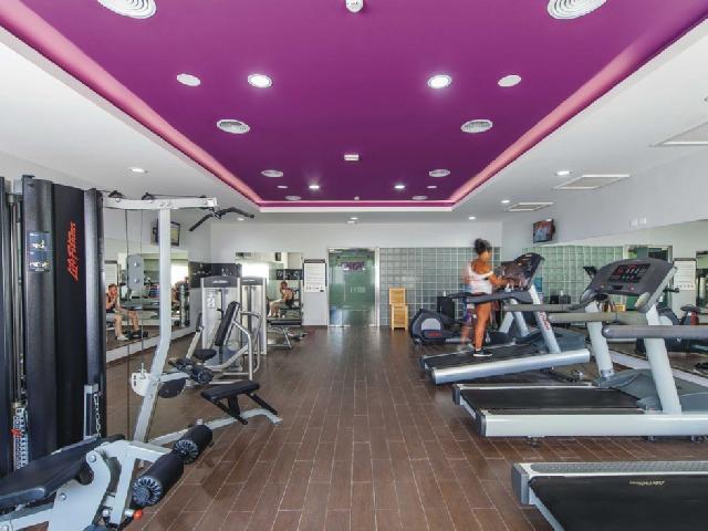 Hotel Riu Cancun - Gym