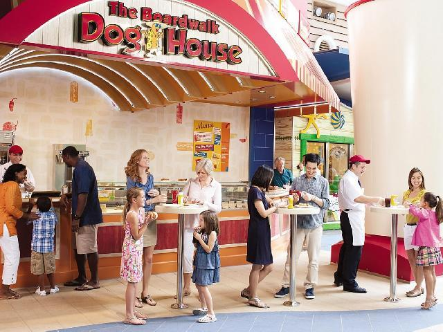 Mariner of the Seas - Dog House