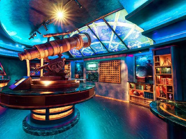 Mariner of the Seas Escape Room