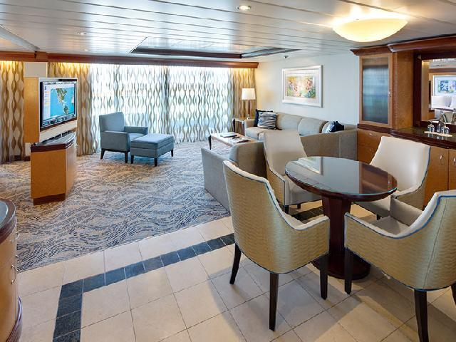 Owner's Suite - 1 Bedroom - Mariner of the Seas