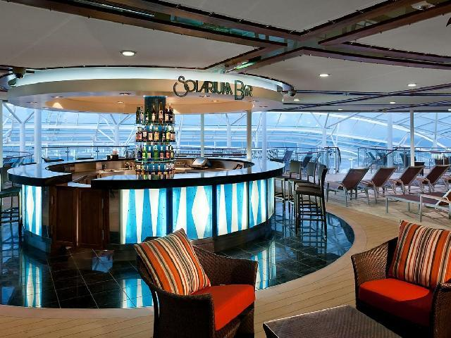 Mariner of the Seas - Solarium Bar