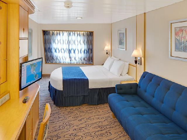 Spacious Ocean View - Mariner of the Seas