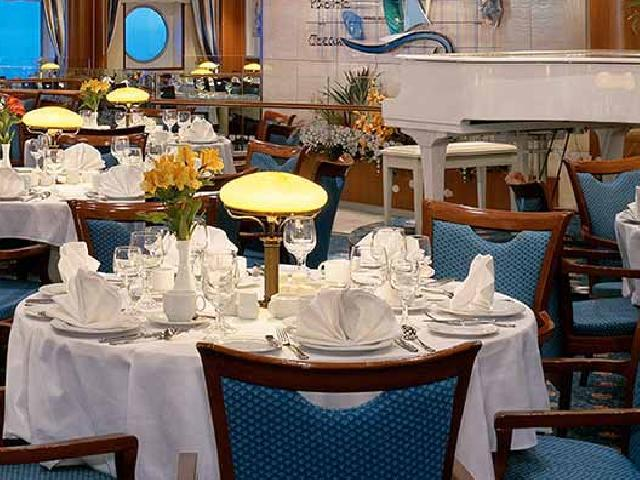 Norwegian Sky - Crossings Main Dining Room