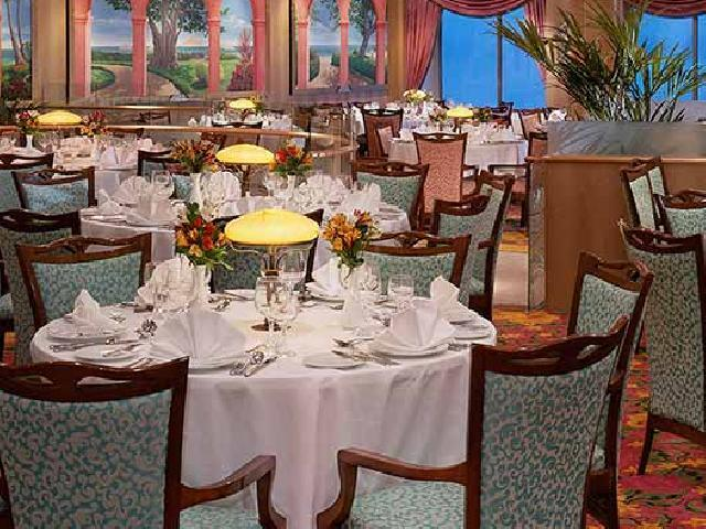 Norwegian Sky - Palace Main Dining Room