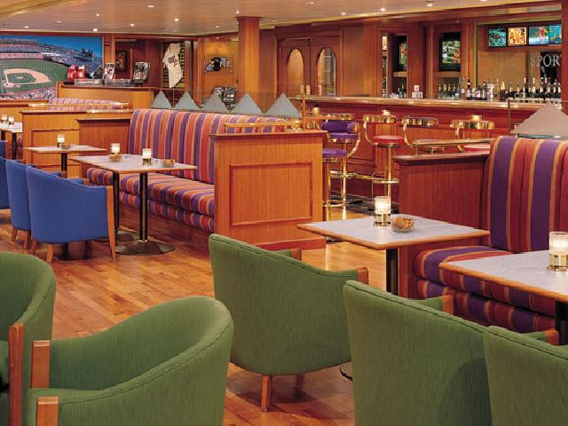 Norwegian Sky - Longboard Bar