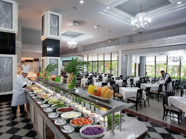 Hotel Riu Caribe - Albatros Restaurant