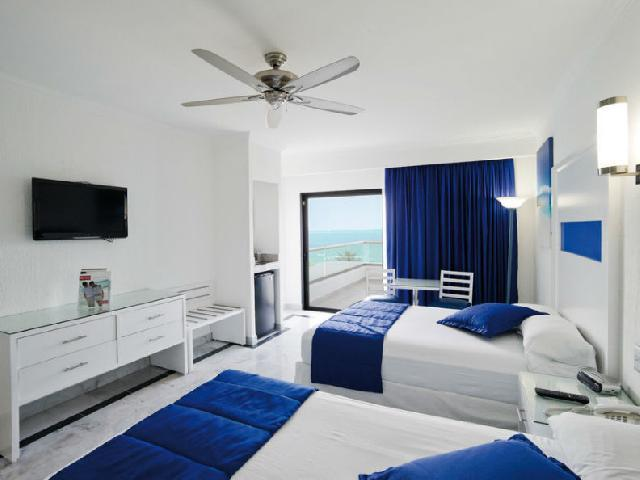 Double Room with Sea View - Hotel Riu Caribe