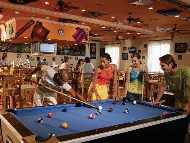 Riu Santa Fe - Sports bar (open 24 hrs, all inclusive service)