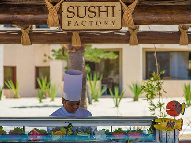 Solmar Resort Sushi Factory