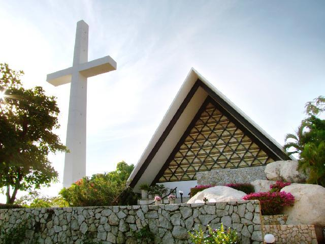 Acapulco, Mexico - Chapel of Peace