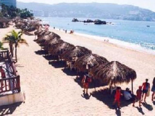 Acapulco, Mexico - Playa Condesa Beach