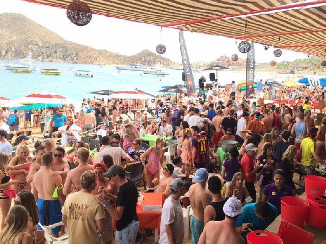 Cabo San Lucas, Mexico - Mango Deck