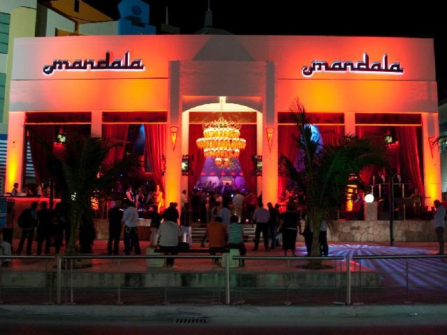 Spring Break Mandala - Cancun, Mexico