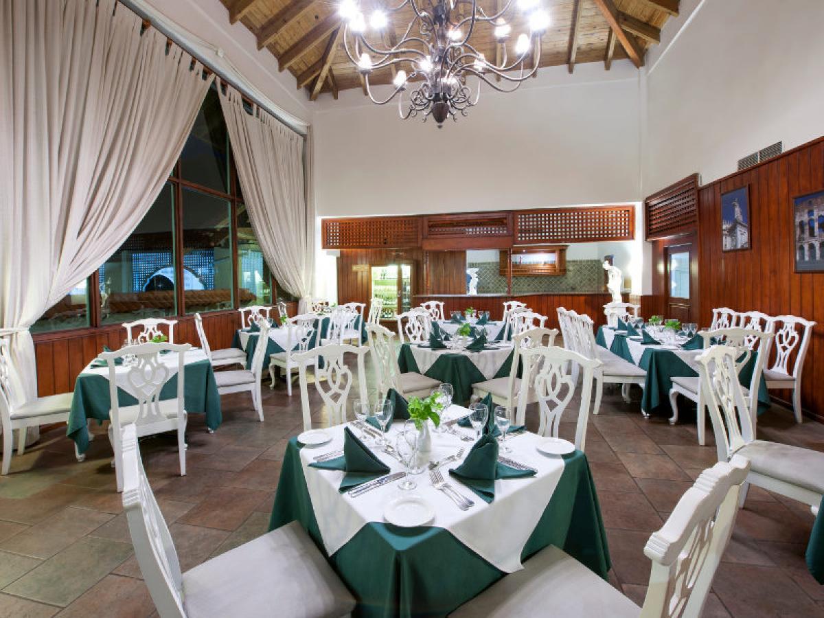 Barcelo Punta Cana Dominican Republic - La Dolce Vita Restaurant