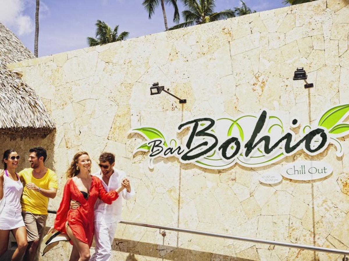 Barcelo Punta Cana Dominican Republic - Bar Bohio