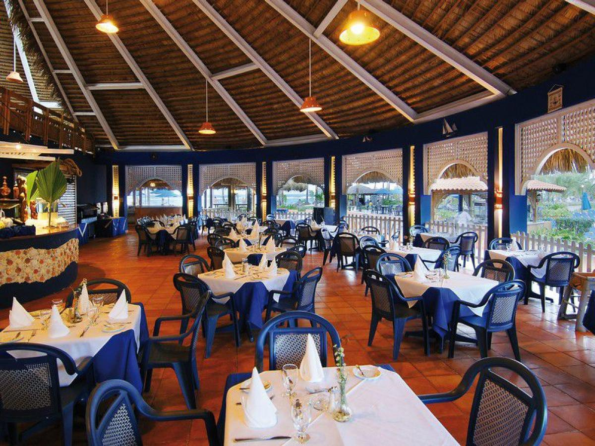 Barcelo Punta Cana Dominican Republic - El Cunico Dominican Rest