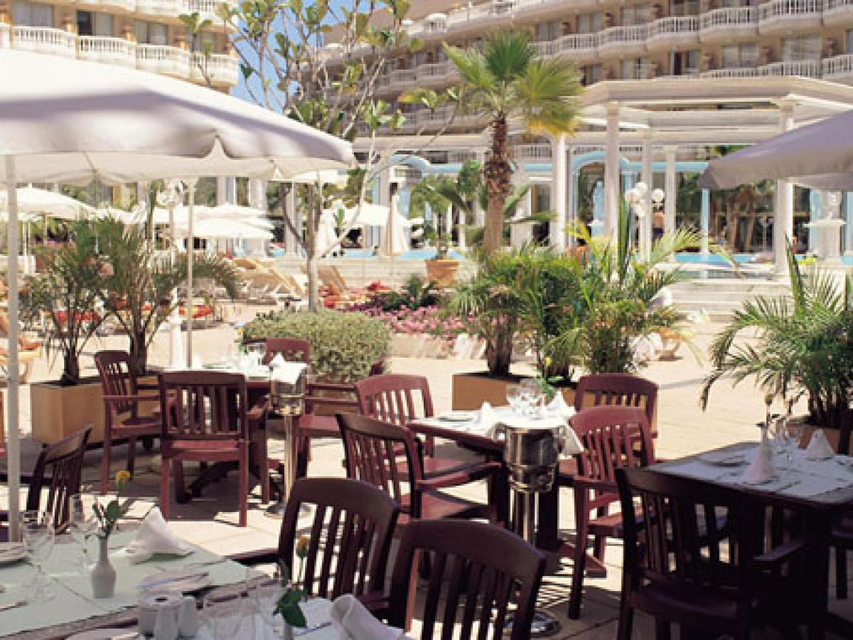 Barcelo Punta Cana Dominican Republic - Marensostrum Snack Bar