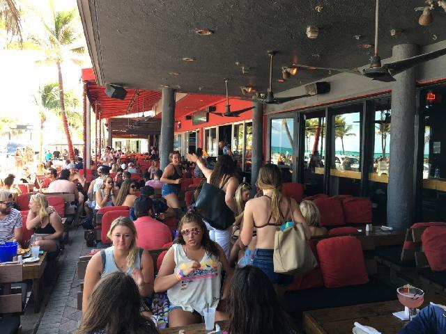 Rock Bar - Fort Lauderdale, USA