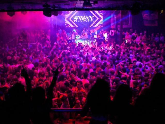 Spring Break Sway Nightclub - Fort Lauderdale, USA