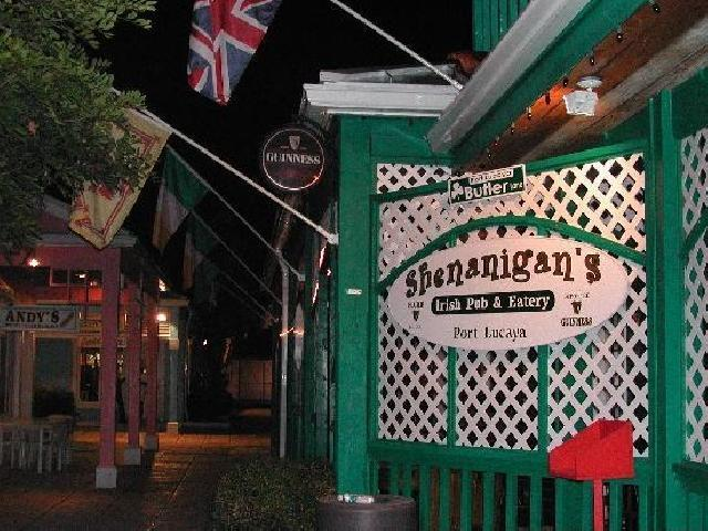 Grand Bahama, Bahamas - Shenanigan's Irish Pub