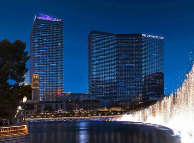 The Cosmopolitan of Las Vegas - Las Vegas, USA