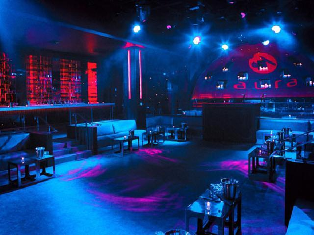 Spring Break Aura Nightclub - Nassau, Bahamas