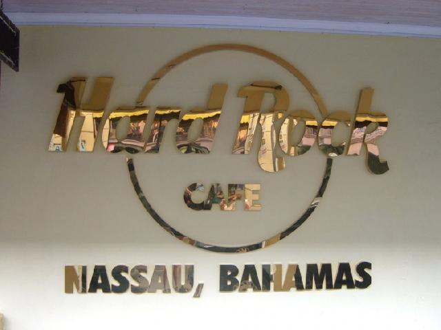 Nassau, Bahamas - Hard Rock Cafe
