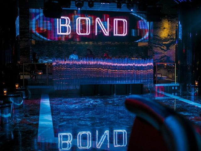 Nassau, Bahamas - Bond Nightclub