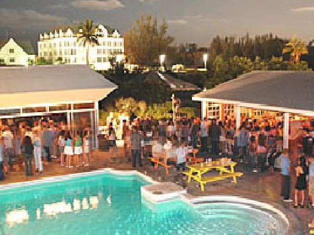 Nassau, Bahamas - Club Waterloo