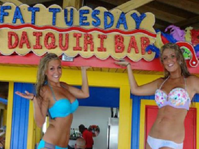Nassau, Bahamas - Fat Tuesday Nassau
