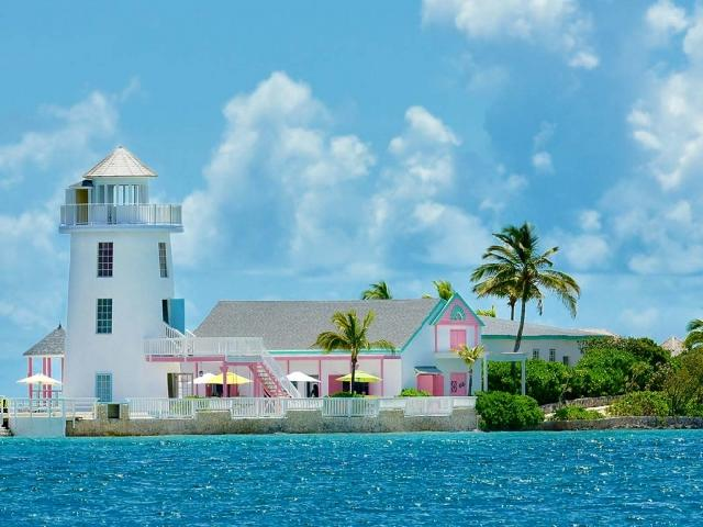 Spring Break Pearl Island Beach Escape - Nassau, Bahamas
