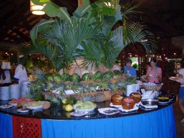 Natura Park Beach - La Cana Buffet Restaurant