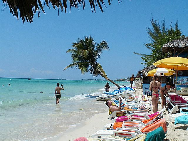 Fun Holiday Beach Resort - Negril Jamaica