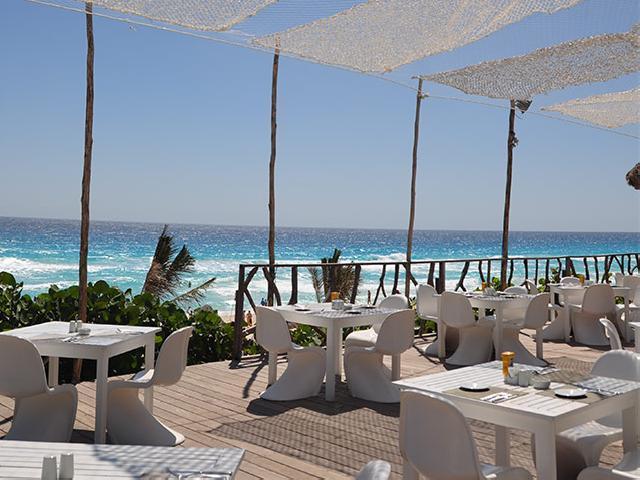 Oasis Cancun Lite - Ibiza Restaurante