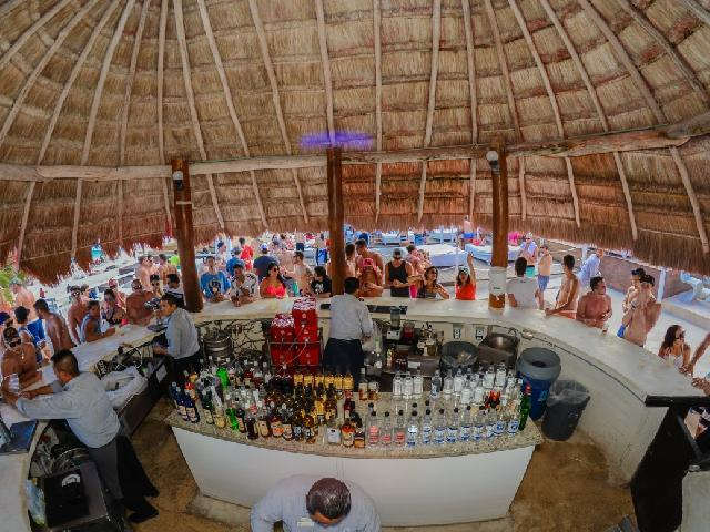 Oasis Cancun Lite - Lounge Sands Bar