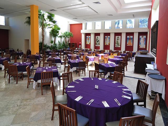 Oasis Cancun Lite - Tatish Buffet