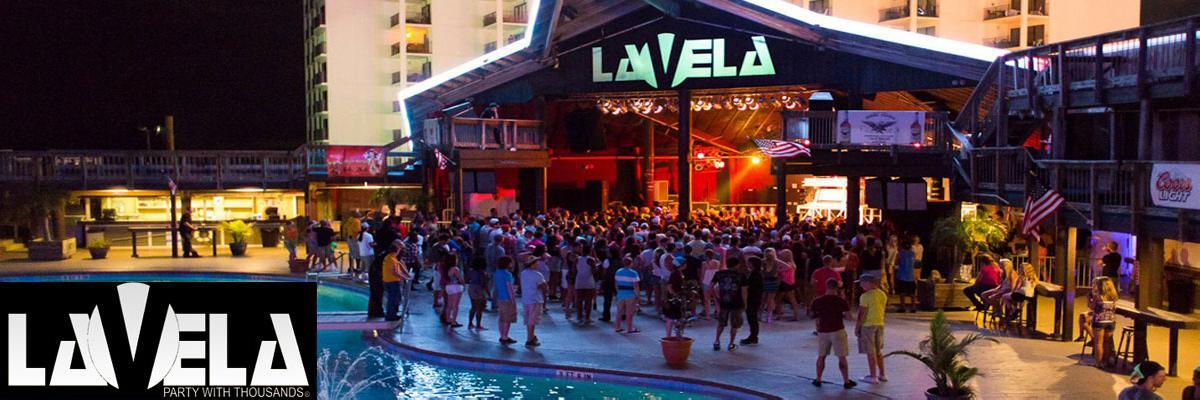 Spring Break Club La Vela Panama City Usa