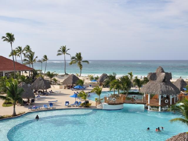Barcelo Punta Cana Dominican Republic - Swimming Pool