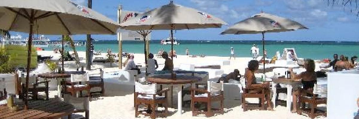 Spring Break Soles Chill Out Bar & Restaurant - Punta Cana, Dominican Republic