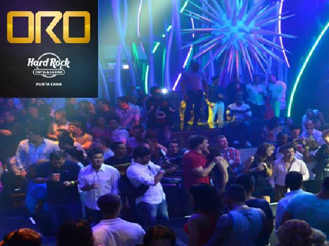 Punta Cana, Dominican Republic - ORO Nightclub