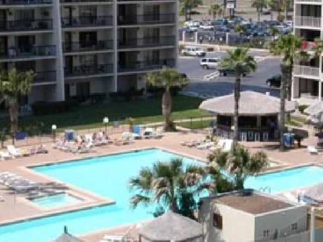 Saida Towers - South Padre, Texas