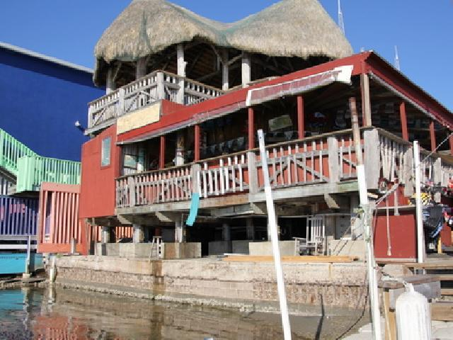 South Padre, USA - Coconuts Bar & Grill