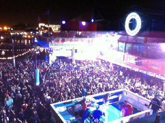 South Padre Best Clubs for Spring Break