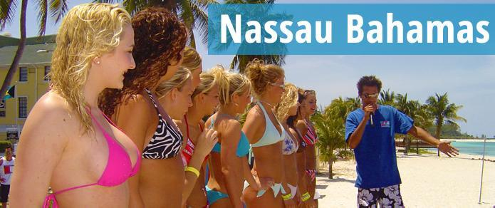 SPRING BREAK IN Nassau
